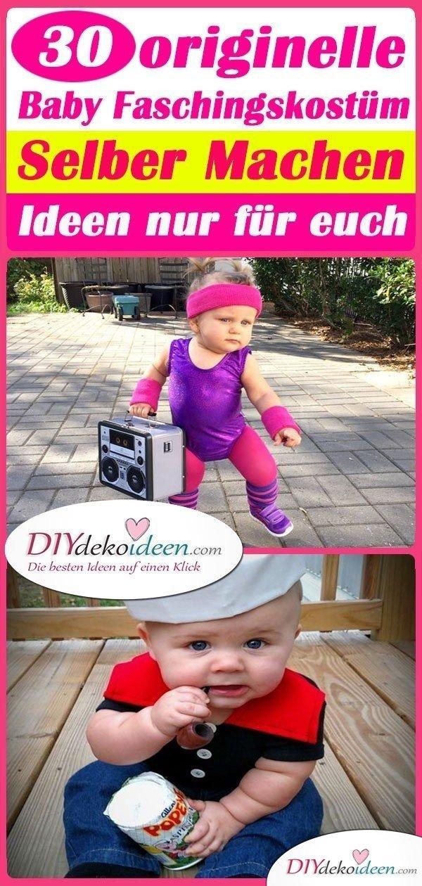 30 Originelle Baby Faschingskostum Selber Machen Ideen Nur Fur Euch