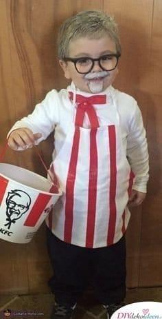 Witzige Kostüm Ideen für Kinder