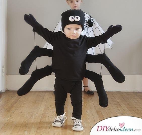 Spinne Kostüm - Fasching und Karneval Kostüme