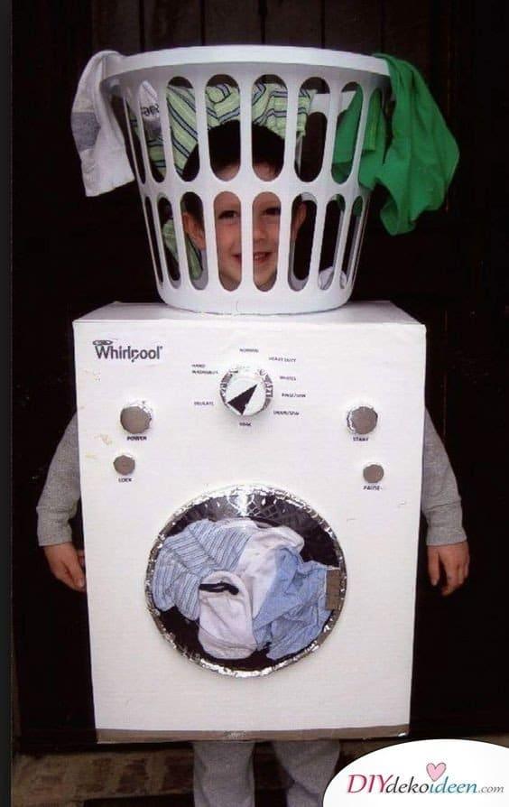 Waschmaschine Kostüm - originelle Kostüme