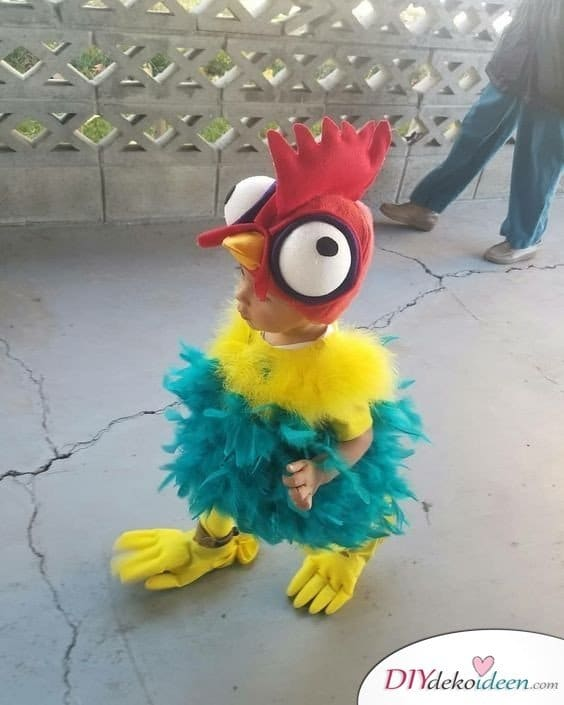 Hahn Kostüm - Kinderkostüme