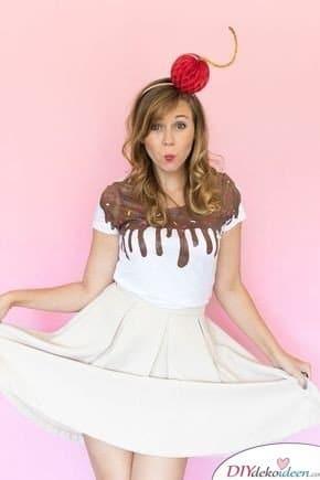 Faschingskostüme Ideen für Damen – Süßer Cupcake