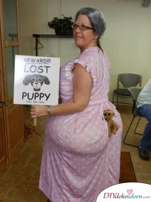 Hund gesucht - Faschingskostüme Ideen