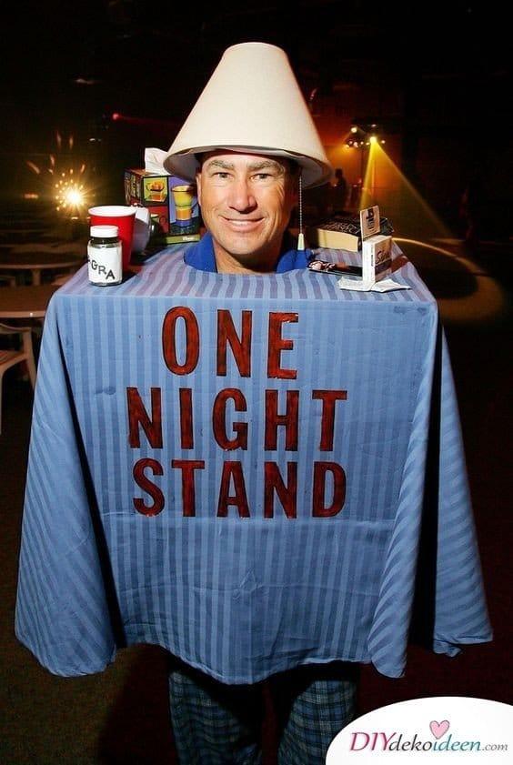 One Night Stand - Karneval Kostüm für Herren
