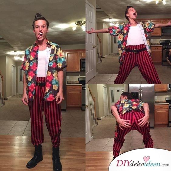 21. Ace Ventura – witzige Kostümidee für Karneval