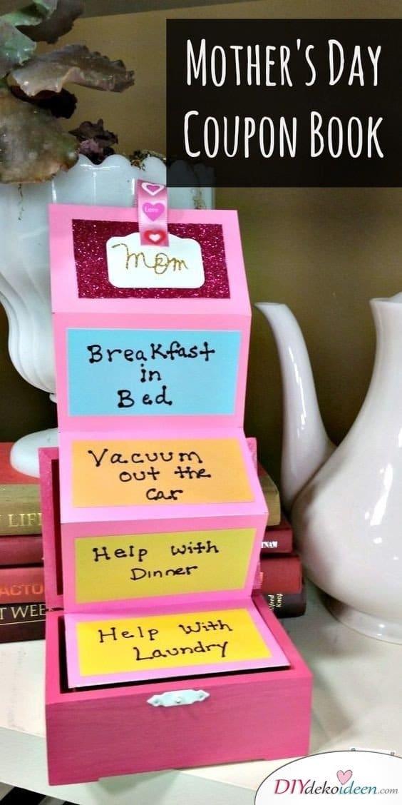 40 Tolle Geschenkideen Für Mama Selbstgemachte Geschenke