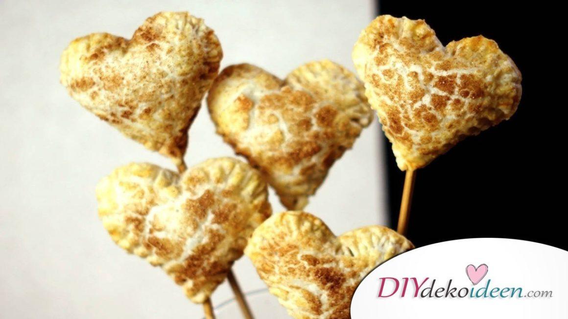 Minimarmeladenherzen - einfache Valentinstag Rezepte