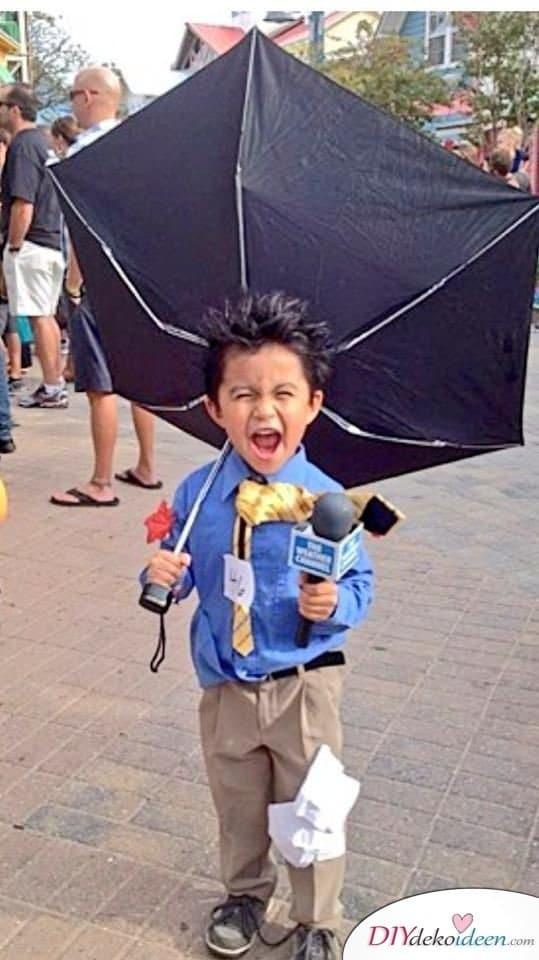 Karneval Kostüm für Kinder – Wetterreporter