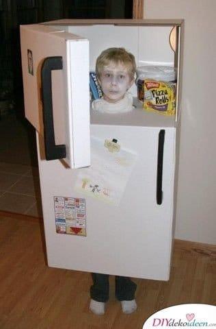 Kostümidee – Kühlschrank