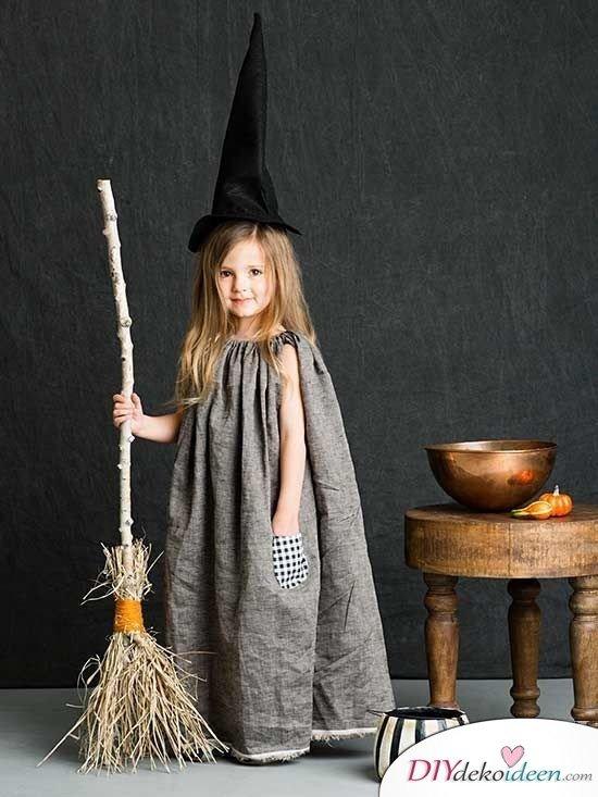 Kostüme für Mädchen – Hexe