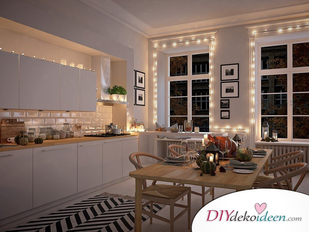 Küche Dekoideen - Dekoration Ideen Küche