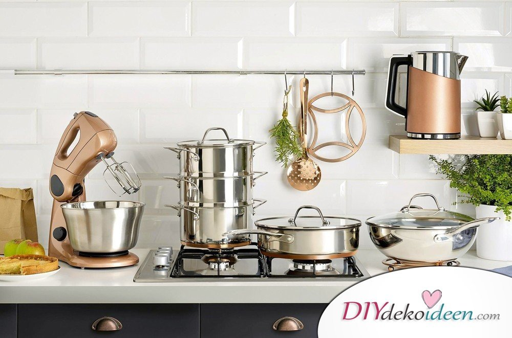 Küche dekorieren - Dekoideen Haus