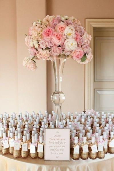 Hochzeitsdekoration selber machen – Gastgeschenke