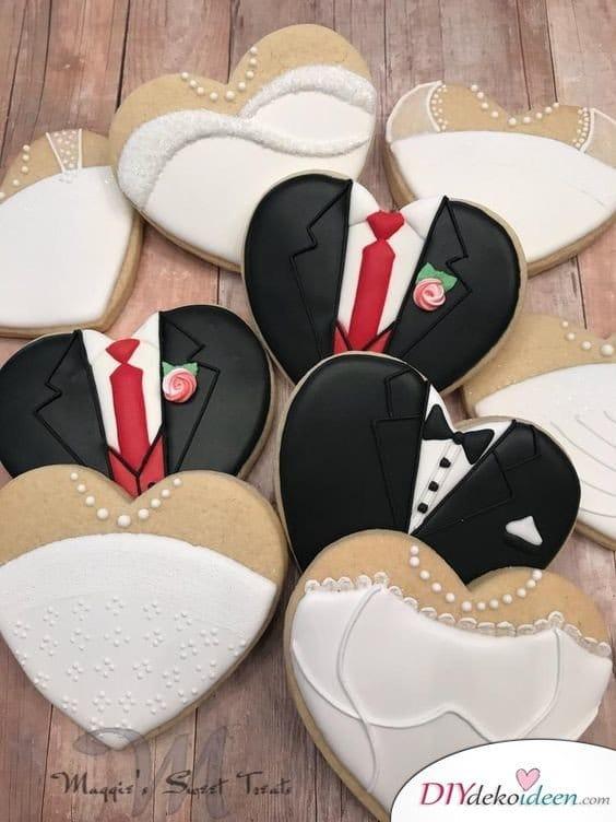 Hochzeit Gastgeschenke Ideen – Kekse