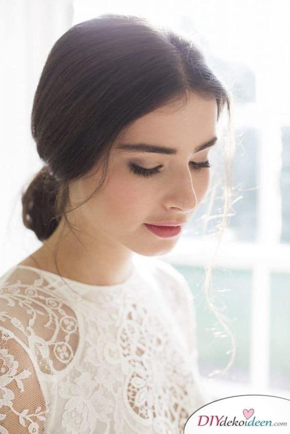 Hochzeit Schminktipps – romantische Make up