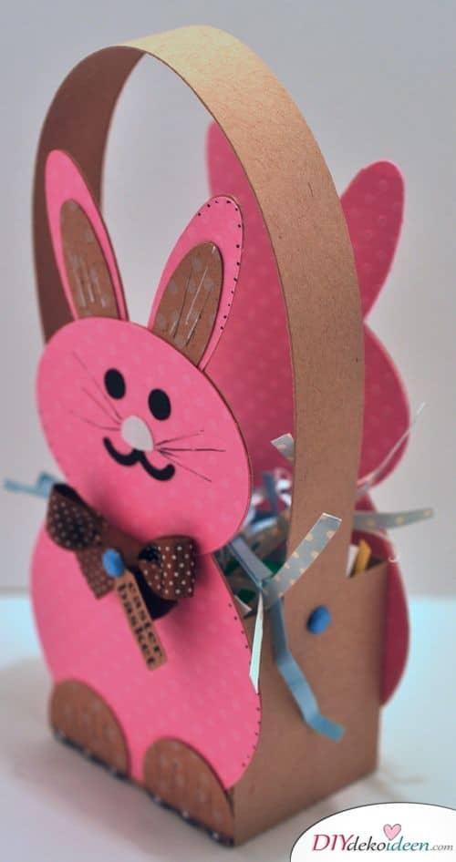 Osterkörbchen - Ostergeschenke für Kinder
