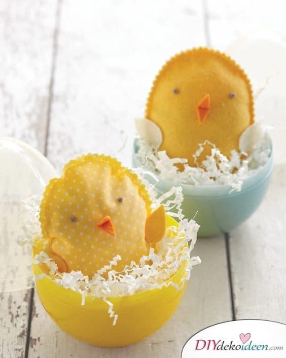 Süße Küken - Ostergeschenke für Kinder