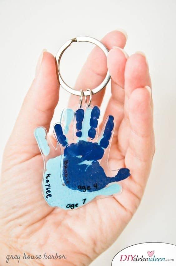 Schlüsselanhänger für die Großeltern