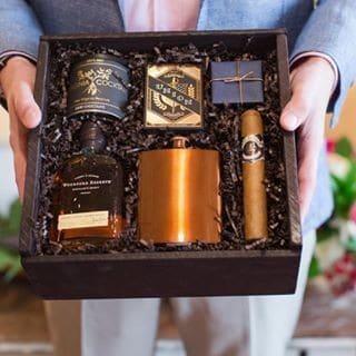 Geschenke für Männer – Zigarren und Flakon