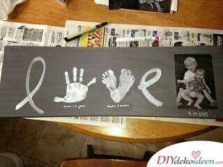 LOVE Bild für Großvater