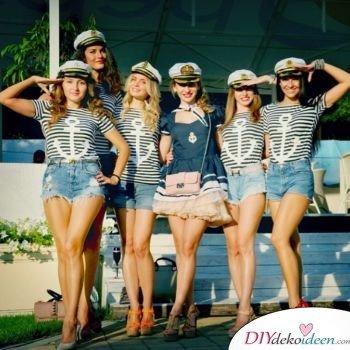 JGA Outfits – Matrosen