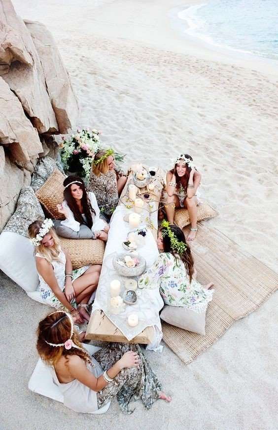 Ideen für den Junggesellinnenabschied – Picknick