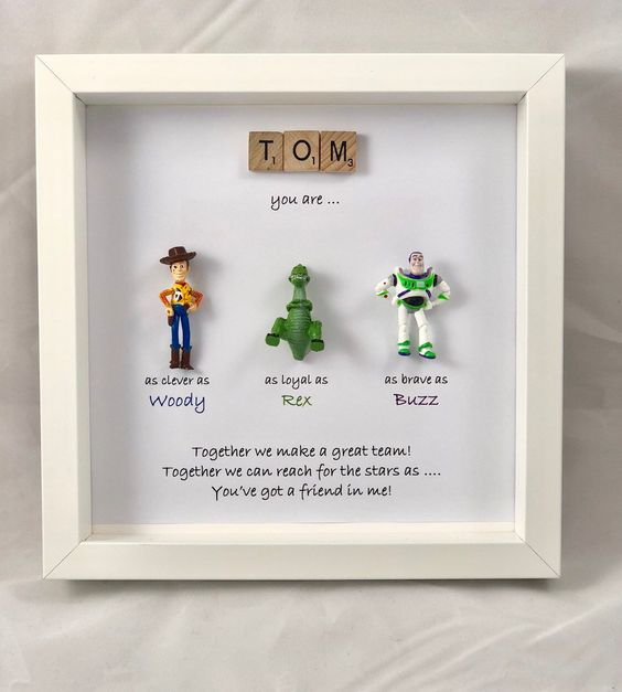 Toy Story - Picture - Self-Gift