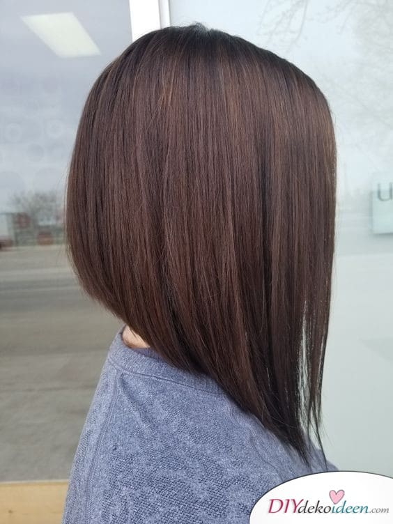 Frisuren für dünnes Haar – Bobs