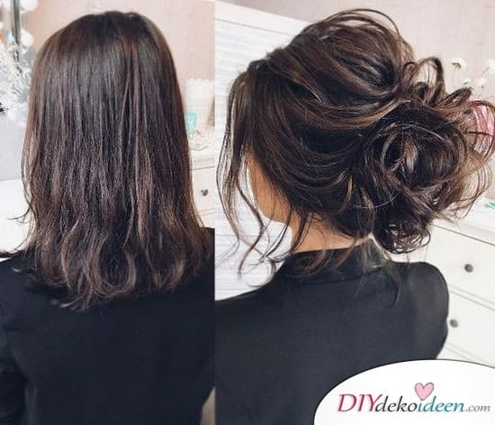Hairstyle for fine hair