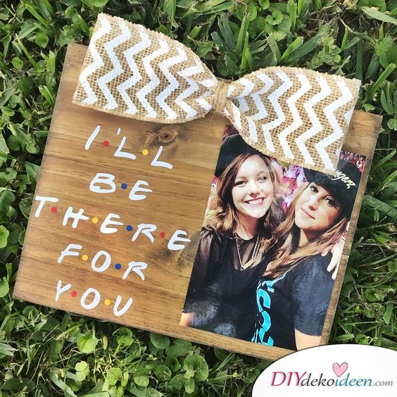 Photo Frames - Fallen Gift Ideas for the Best Friend