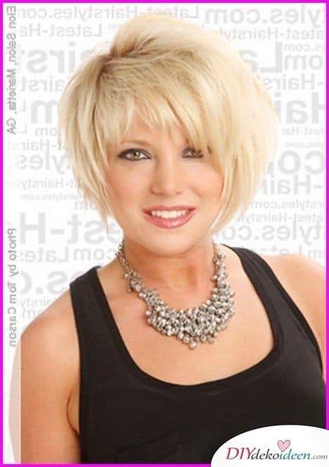 Frisuren für kurze Haare - Tipps fürs Styling