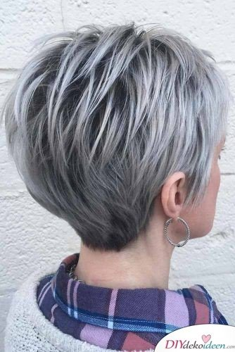 Short Hair Hairstyles For Older Women - Beautiful Hairstyles