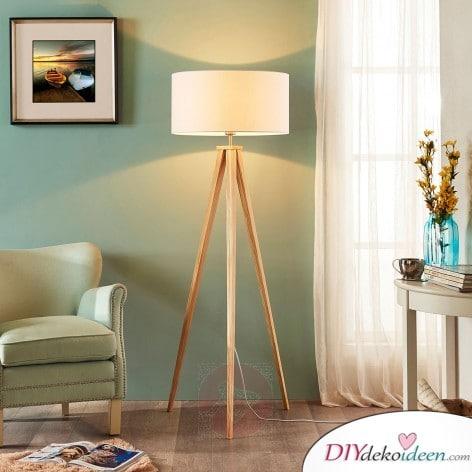 Stehlampe - Wohnung dekorieren