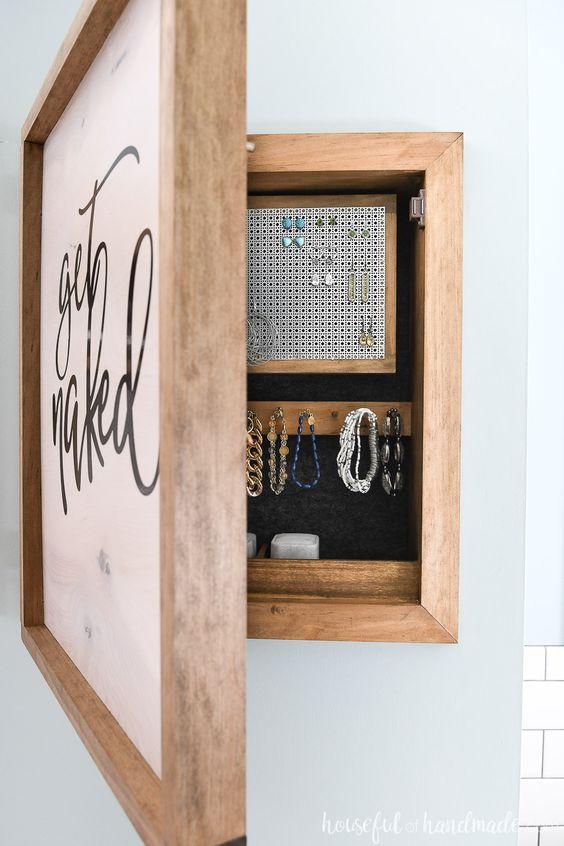 Jewelery boxes - Jewelery maker self-made