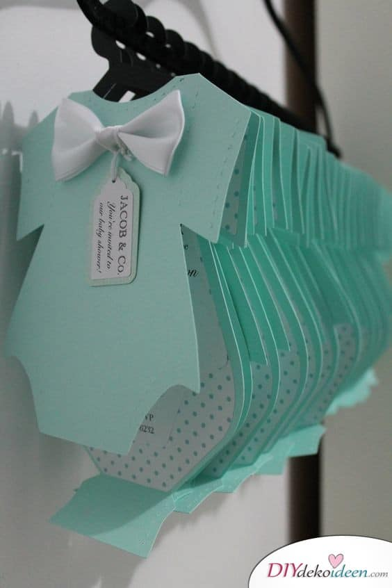 Baby Party Invitation Cards - Stramp Access