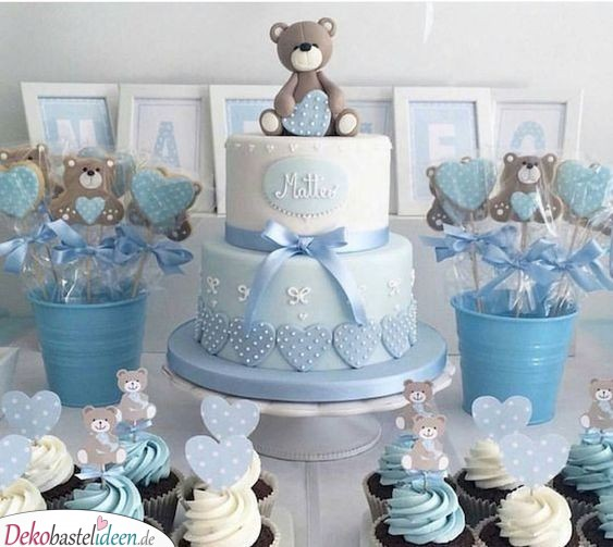 Baby Shower Decoration - A Great Choice in Sweetness