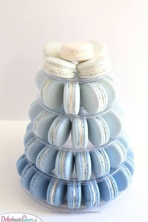 Knabbert Macarons - Shopping for your guests