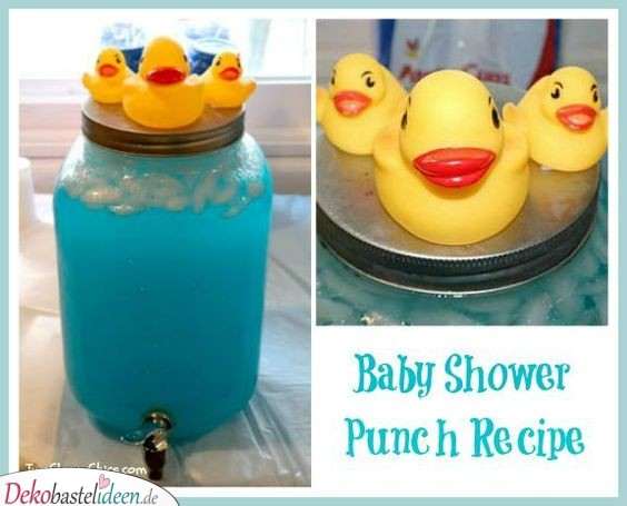 Baby Shower Eating & Drinking - Refreshing Punch