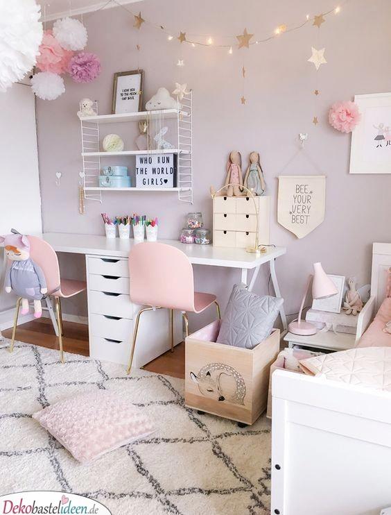 Magische und wunderschöne Kinderzimmer Ideen