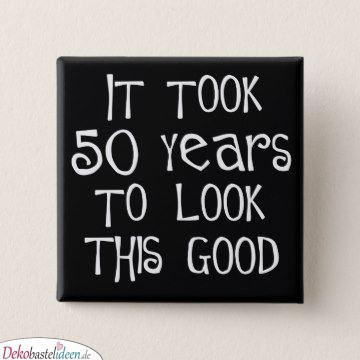 Gift ideas for 50. - A wiser sentence