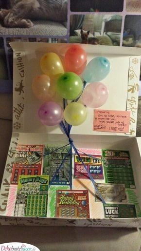 Lottoscheine - a tolles gift