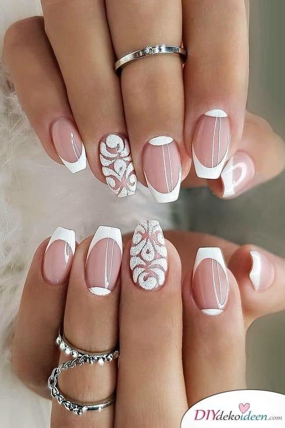 Ein Spitzeneffekt – Nagel Designs