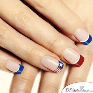 Amerikanische Flagge – Inspiration von Nationen