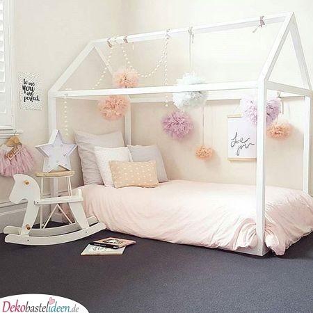 Ein Traum von einem Mädchenzimmer - Kinderzimmer Ideen