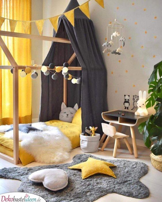 Ein wenig Sonnenschein fürs Kinderzimmer