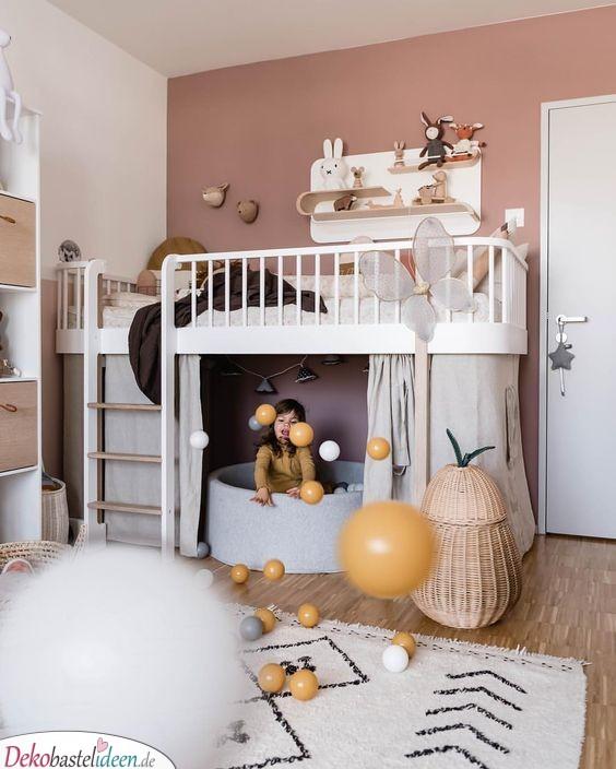 Girl Room Ideas - Many Wood