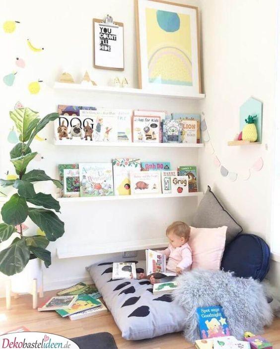 Früchte überall – Süße Kinderzimmer Ideen