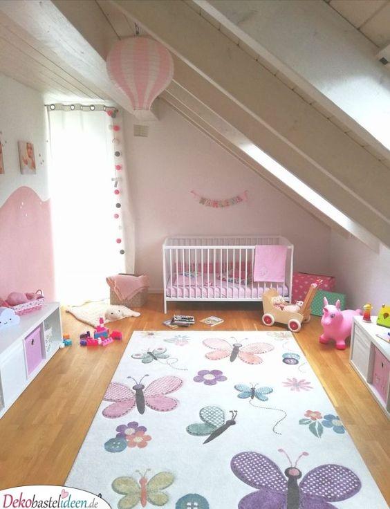 Wunderschöne Schmetterlinge - Kinderzimmer Ideas