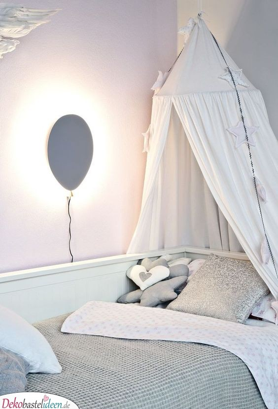A Big Balloon - Sweet Kids Room Ideas