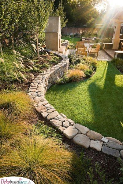 Ein rustikaler Garten – Tolle Ideen für den Garten